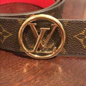 Louis Vuitton Accessories - Louis Vuitton belt